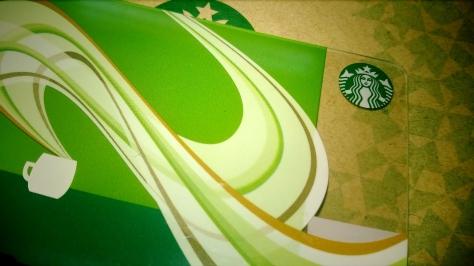 Starbucks Card (1)