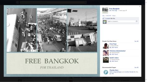 Bangkok Shutdown (2)